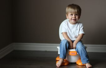 Signs that your toddler is ready for potty training