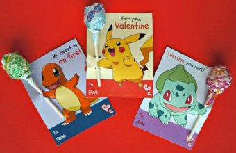 free printable pokemon valentines