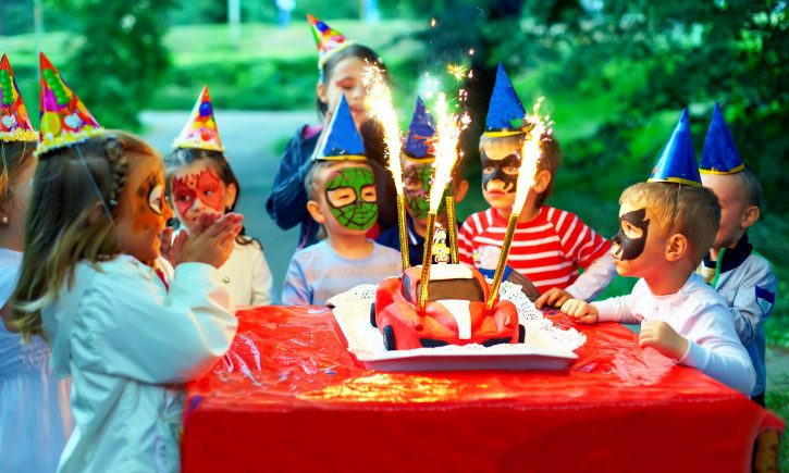 7 Toronto Birthday Parties That Come to You