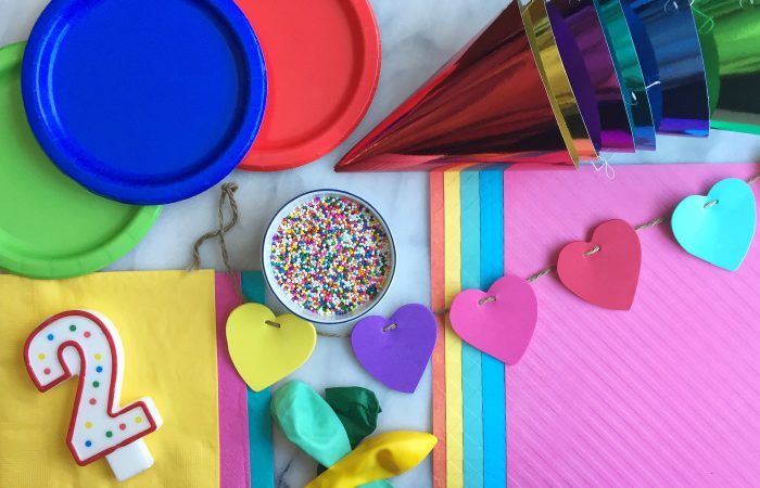How to Throw a Simple Colour-Themed Party