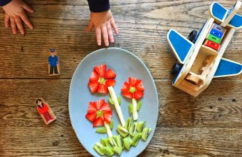 4 Ways to Add Colour and Nutritients to Your Toddler's Diet