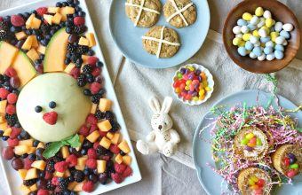 Easter recipes to make for kids